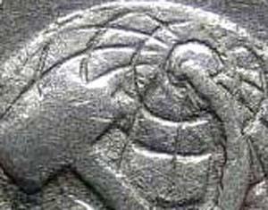 10 копеек 1929-30, шт.2.2 (фрагмент)