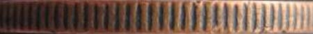 3 копейки 1924, рубчатый гурт