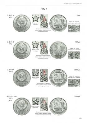 Д. Тилижинский «Монеты СССР 1921-1957 гг.» стр.142