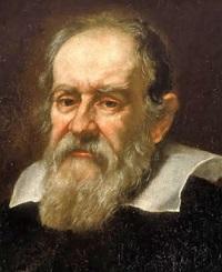 Галилео Галилей, портрет