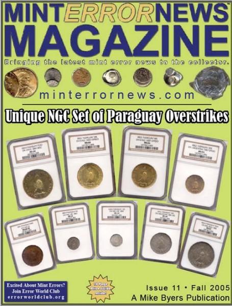 Mint Error News Magazine issue 11