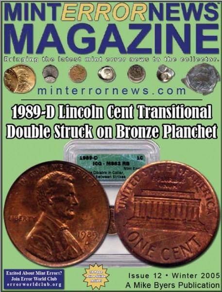 Mint Error News Magazine issue 12