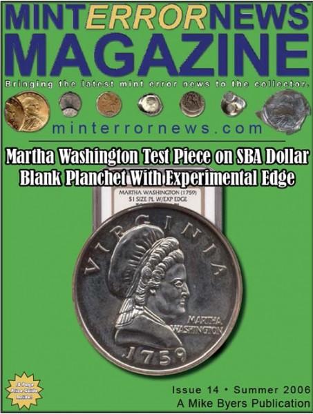 Mint Error News Magazine issue 14