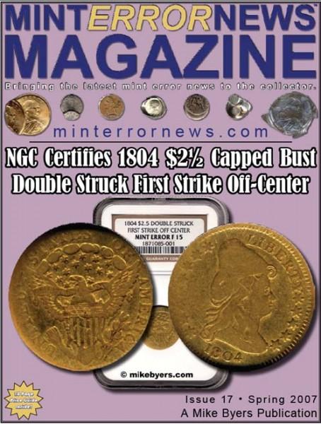 Mint Error News Magazine issue 17