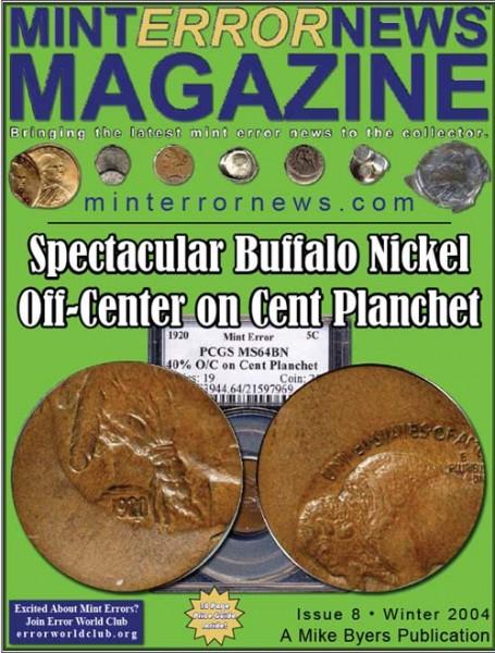 Mint Error News Magazine issue 8