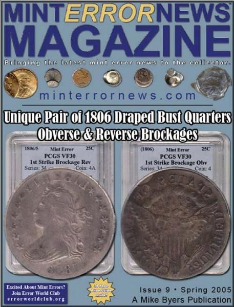 Mint Error News Magazine issue 9