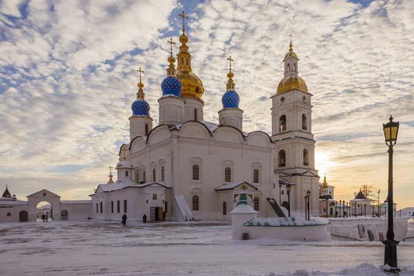 Софийско-Успенский кафедральный собор, г.Тобольск
