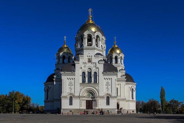 Свято-Вознесенский войсковой кафедральный собор, г. Новочеркасск