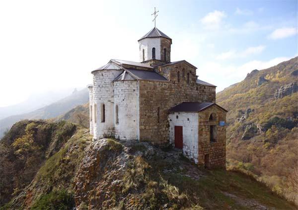 Шоанинский древнехристианский храм