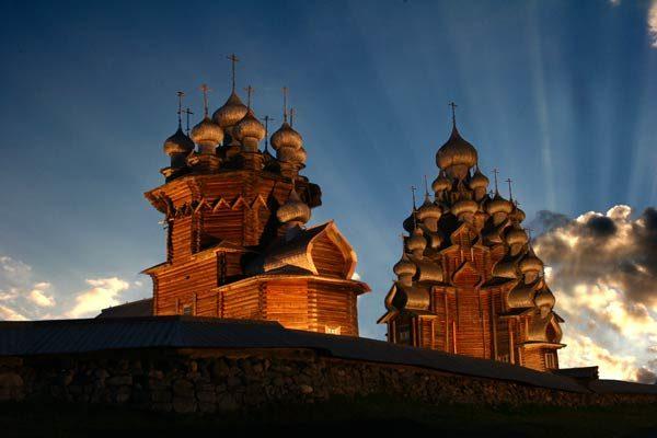 Петрозаводск: музей-заповедник «Кижи»